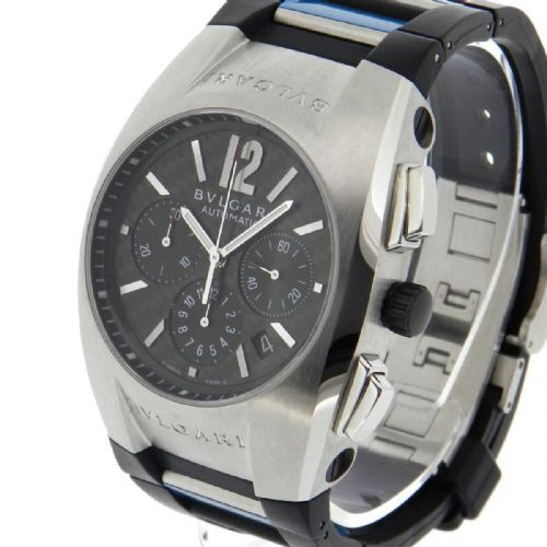 BVLGARI Ergon AUTOMATIC Chronograph Gents Watch EG40BSVDCH